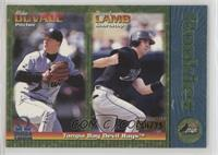Mike Duvall, David Lamb /75