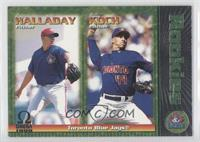 Roy Halladay, Billy Koch