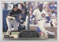 Larry Walker, Sammy Sosa