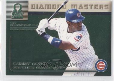 1999 Pacific Omega - Diamond Masters #10 - Sammy Sosa
