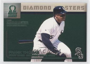 1999 Pacific Omega - Diamond Masters #11 - Frank Thomas