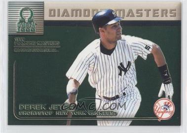 1999 Pacific Omega - Diamond Masters #22 - Derek Jeter
