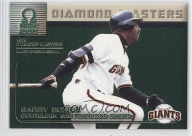 1999 Pacific Omega - Diamond Masters #29 - Barry Bonds