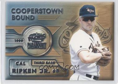 1999 Pacific Paramount - Cooperstown Bound #2 - Cal Ripken Jr.