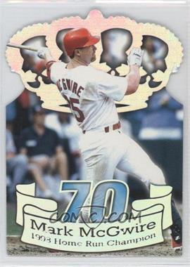 1999 Pacific Private Stock - Home Run History #21 - Mark McGwire