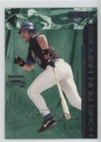 Mike Piazza Skybox Thunder