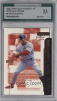 Mark McGwire Upper Deck [ENCASED]