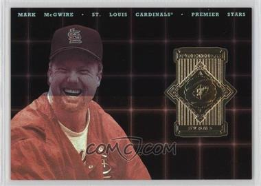 1999 SPx - Premier Stars #PS1 - Mark McGwire