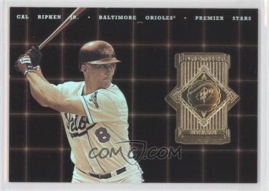 1999 SPx - Premier Stars #PS11 - Cal Ripken Jr.