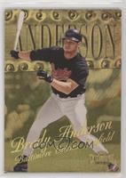 Brady Anderson [EXtoNM] #/50