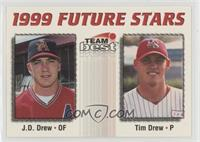 J.D. Drew, Tim Drew