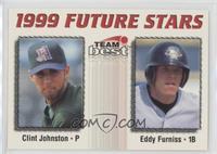 Clint Johnston, Eddy Furniss #/900
