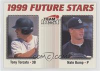 Tony Torcato, Nate Bump #/900