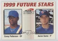 Corey Patterson, Aaron Sams /900