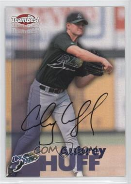 1999 Team Best - Autographs #AUHU - Aubrey Huff