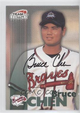 1999 Team Best - Autographs #BRCH - Bruce Chen