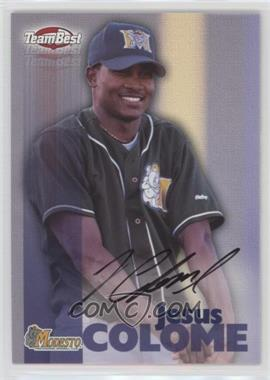 1999 Team Best - Autographs #JECO - Jesus Colome