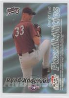 Calvin Pickering, Ryan Anderson