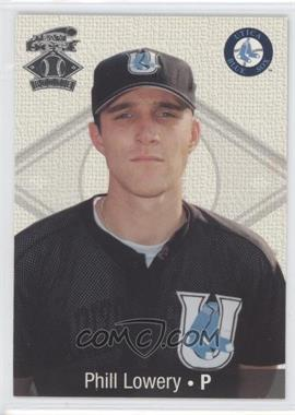 1999 Team Best Rookies - [Base] - Silver #52 - Phil Lowery /125