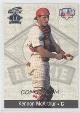 1999 Team Best Rookies - [Base] - Silver #55 - Kennon McArthur /125