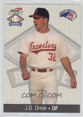 1999 Team Best Rookies - [Base] #21 - J.D. Drew