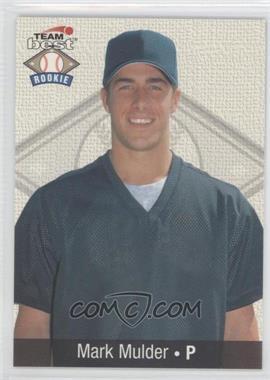 1999 Team Best Rookies - [Base] #61 - Mark Mulder
