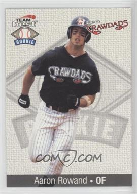 1999 Team Best Rookies - [Base] #74 - Aaron Rowand