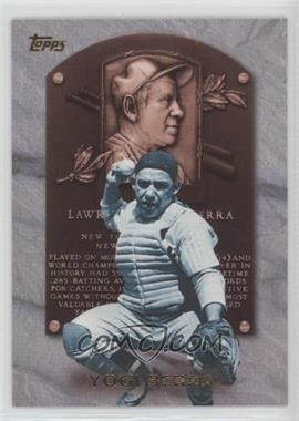 1999 Topps - Hall of Fame Collection #HOF10 - Yogi Berra