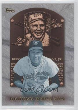 1999 Topps - Hall of Fame Collection #HOF2 - Brooks Robinson