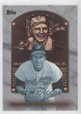 1999 Topps - Hall of Fame Collection #HOF2 - Brooks Robinson