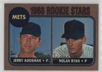 Jerry Koosman, Nolan Ryan