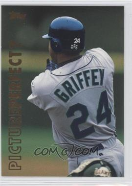 1999 Topps - Picture Perfect? #P1 - Ken Griffey Jr.