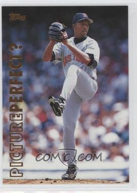 1999 Topps - Picture Perfect? #P3 - Pedro Martinez
