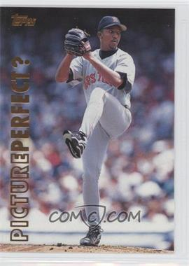 1999 Topps - Picture Perfect? #P3 - Pedro Martinez