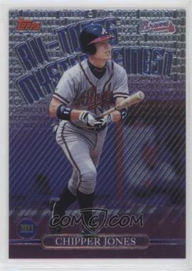 1999 Topps All-Topps Mystery Finest - [Base] #M11 - Chipper Jones