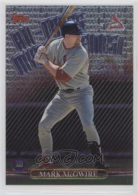 1999 Topps All-Topps Mystery Finest - [Base] #M3 - Mark McGwire
