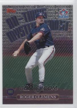 1999 Topps All-Topps Mystery Finest - [Base] #M31 - Roger Clemens