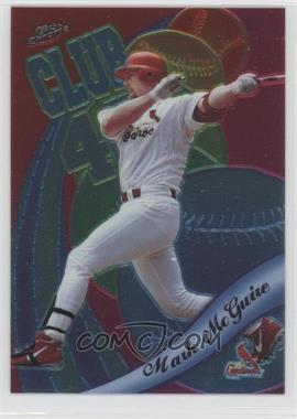 1999 Topps Chrome - All-Etch #AE1 - Mark McGwire