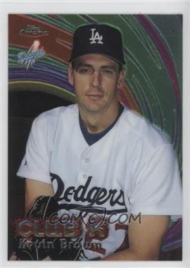 1999 Topps Chrome - All-Etch #AE27 - Kevin Brown