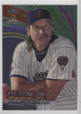 1999 Topps Chrome - All-Etch #AE28 - Randy Johnson