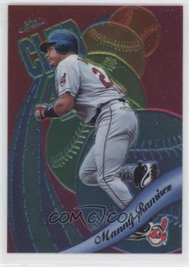 1999 Topps Chrome - All-Etch #AE9 - Manny Ramirez
