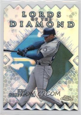 1999 Topps Chrome - Lords of the Diamond - Refractor #LD1 - Ken Griffey Jr.