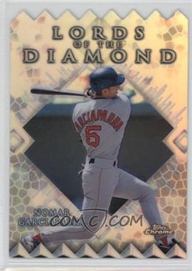 1999 Topps Chrome - Lords of the Diamond - Refractor #LD10 - Nomar Garciaparra