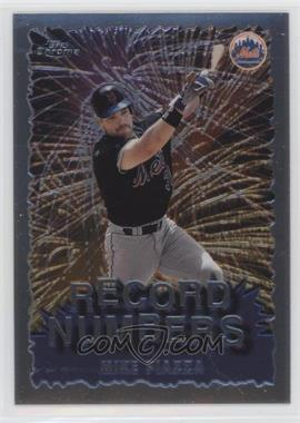 1999 Topps Chrome - Record Numbers #RN2 - Mike Piazza