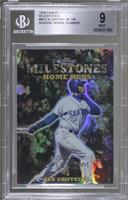 Ken Griffey Jr. /500 [BGS 9 MINT]