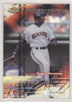 Barry Bonds #/847