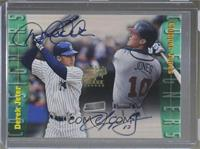 Derek Jeter, Chipper Jones