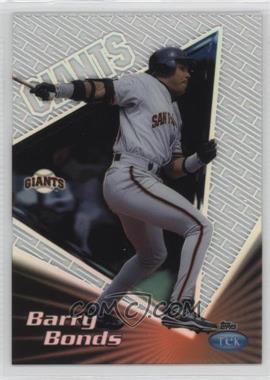 1999 Topps Tek - [Base] - Pattern 07 #19B - Barry Bonds