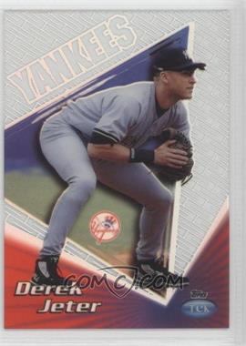1999 Topps Tek - [Base] - Pattern 07 #24B - Derek Jeter