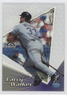 1999 Topps Tek - [Base] - Pattern 07 #4B - Larry Walker
